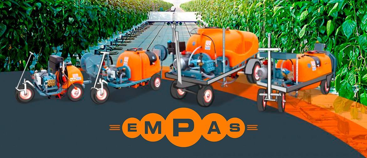 Запчасти для Empas на нашем сайте
