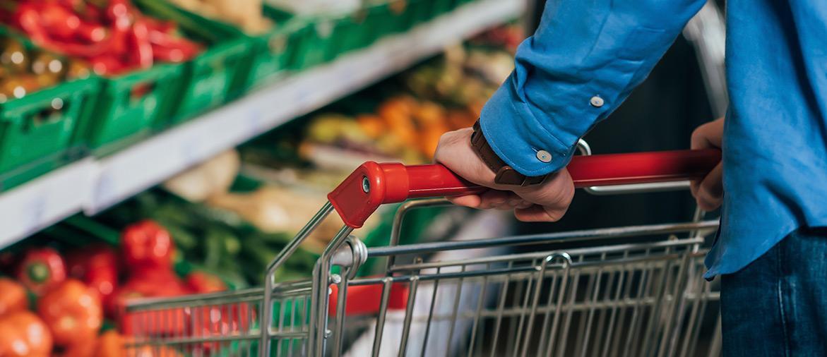 Влияние пандемии на продажи овощей и фруктов
