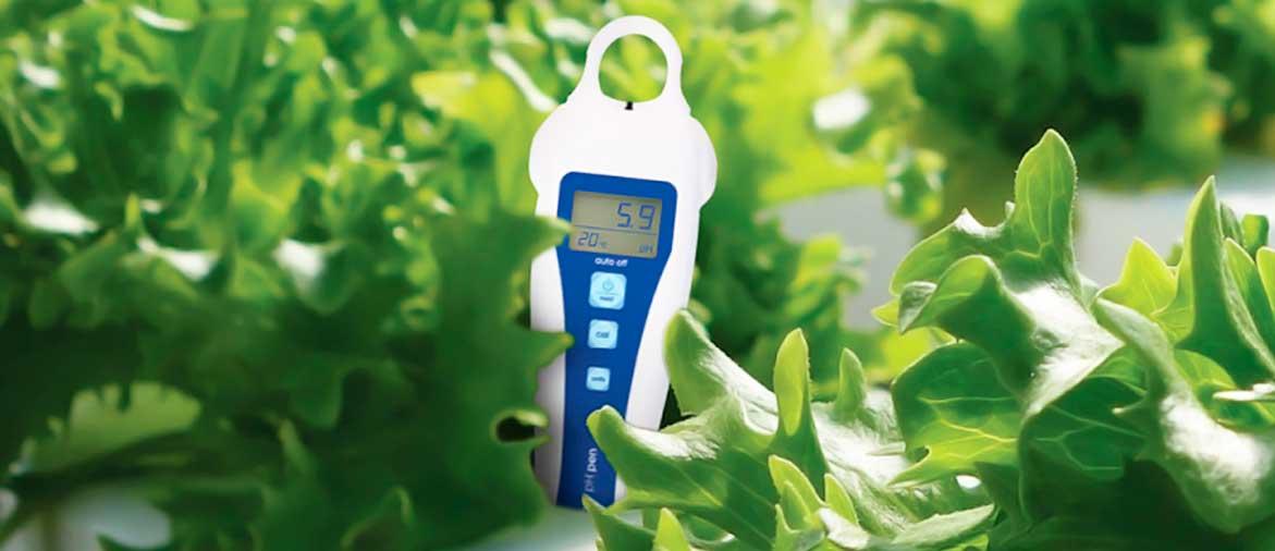 Уход и очистка ручного измерителя рН Bluelab