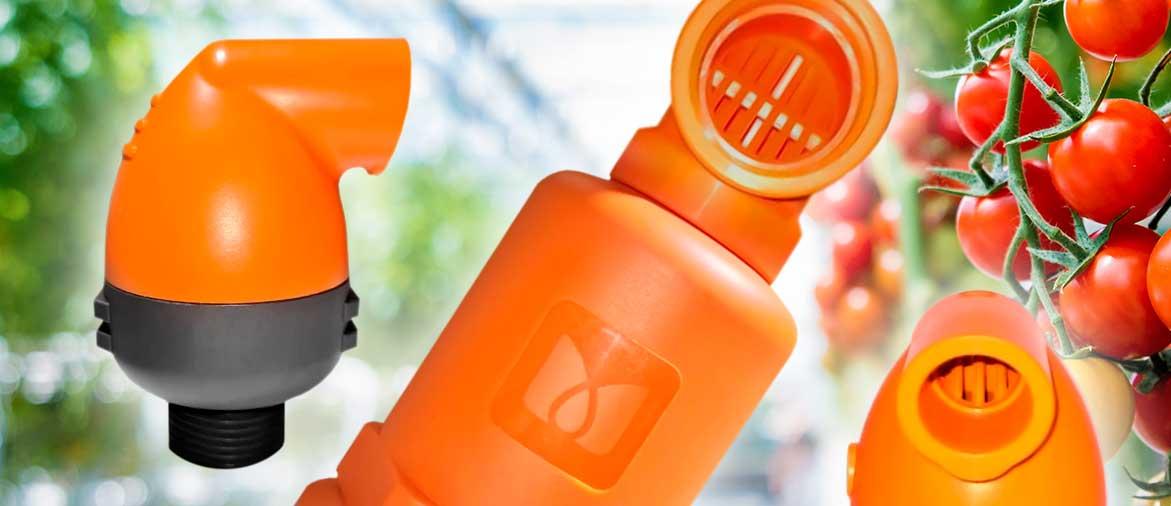Воздушные клапаны для отвода воздуха
