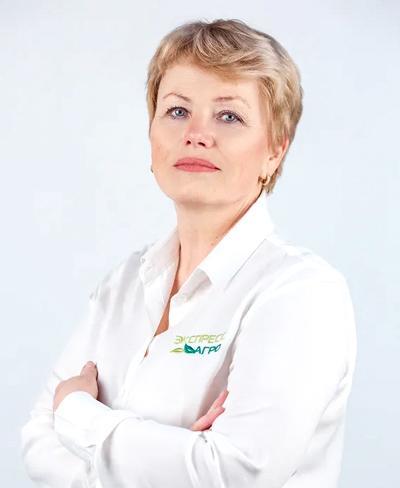 Блинова Елена Борисовна